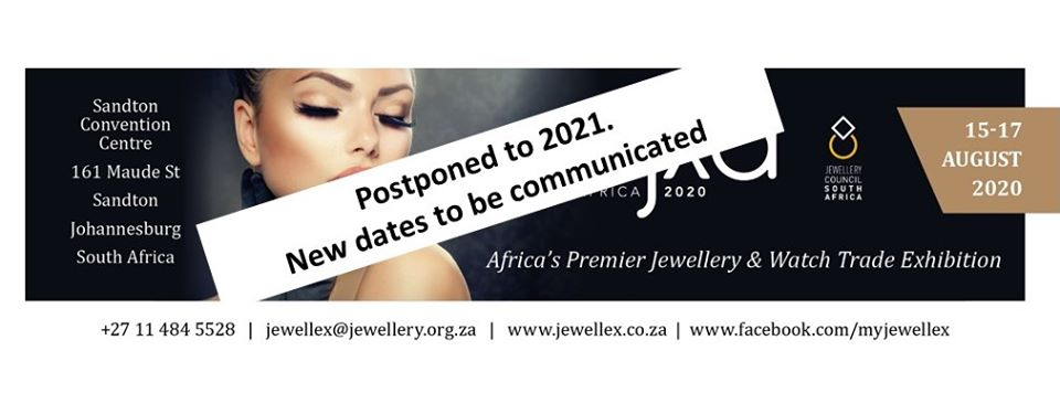 Africa's Premier Jewellery And Watch Exhibition
